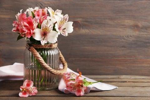 アルストロメリア 花束