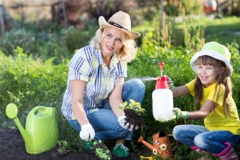 スプレー 防虫 駆除 対策 殺虫剤 殺菌剤 親子