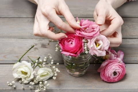 フラワーアレンジメント 花束 プレゼント
