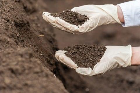 培養土 作り方