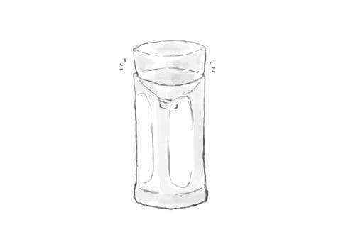 水耕栽培 ペットボトル ふた逆さま 水栽培 ハイドロカルチャー