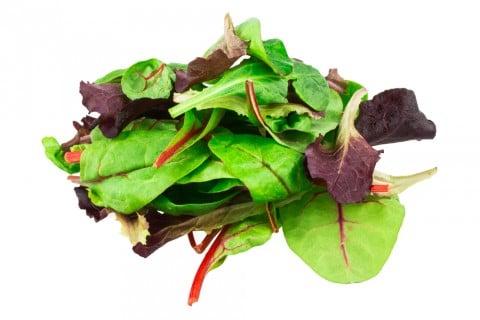ベビーリーフ 葉っぱ 野菜