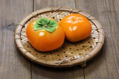 カキ 柿 実