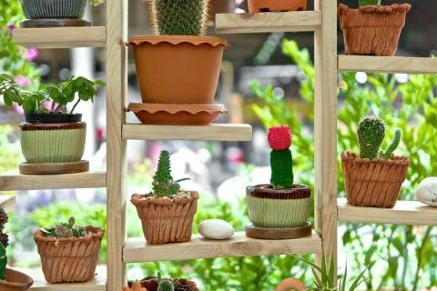 植木鉢 リメイク