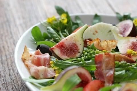 菜の花 栄養 ナノハナ サラダ