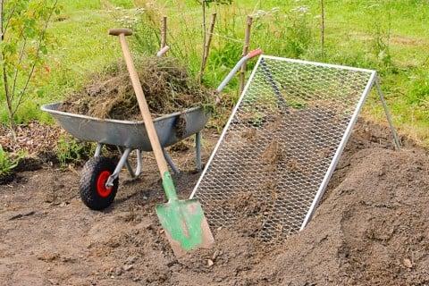 土作り 庭 ガーデニング