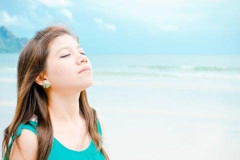 香水 香り 女性 ストレス リラックス