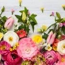 フラワーアレンジメント 花のある暮らし