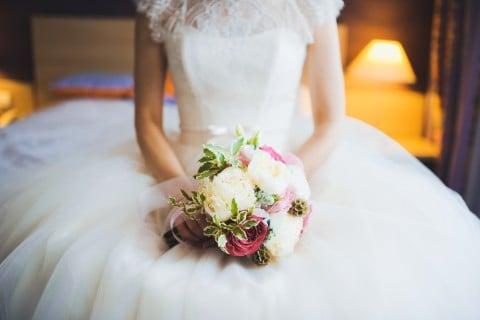 結婚祝い 花 花束 ブーケ