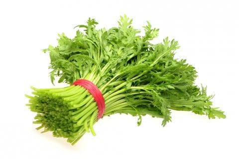 家庭菜園におすすめ冬野菜 春菊 シュンギク