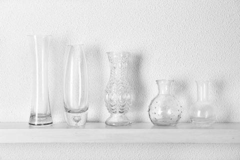 花瓶 フラワーベース ガラス2