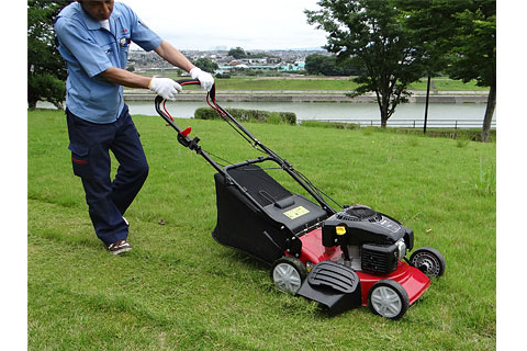 要出典 芝刈り機 9