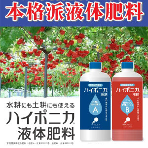 要出典 液体肥料3