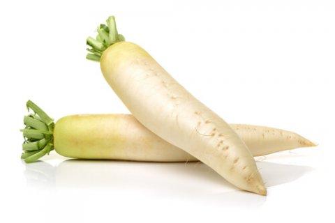 家庭菜園におすすめ冬野菜 大根 ダイコン