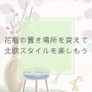 エリの花日記 コットンツリ サンキライ フォックスフェイス