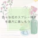 エリの花日記 かすみ草 スプレーバラ ヒペリカム