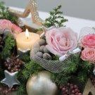 hanaike クリスマス バラ