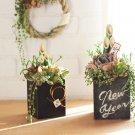 100円DIY 100均diy hanaの植物あそび 正月飾り 簡単DIY