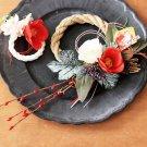 hanaの植物あそび お正月 しめ縄 簡単DIY