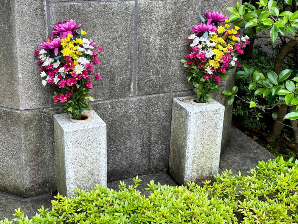 供花 お墓
